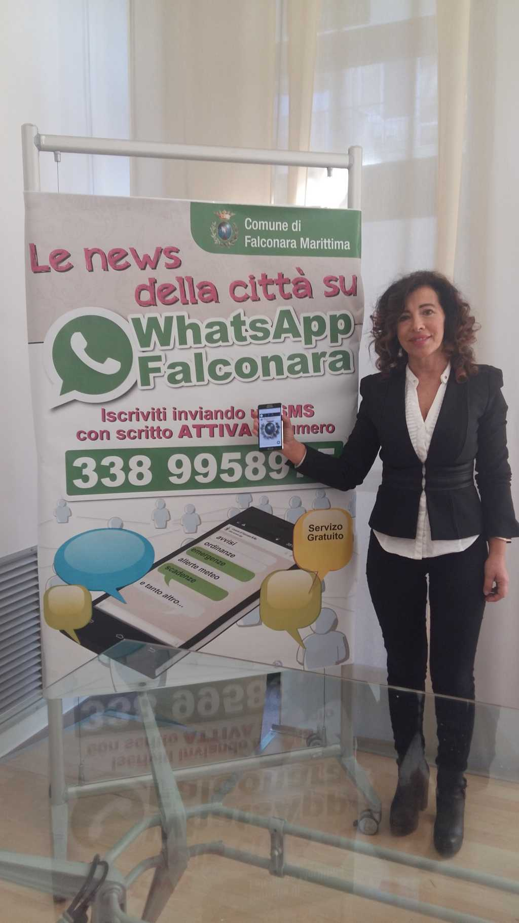 FALCONARA WHATSAPP